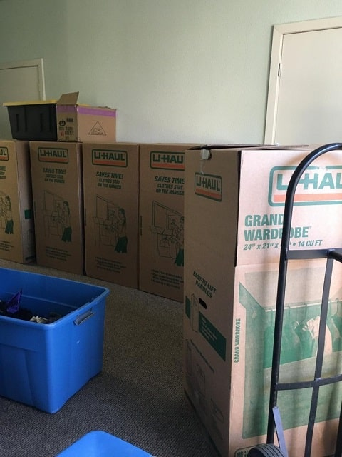 commercial moving