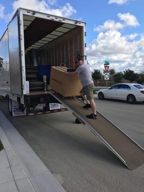 local moving, top sacramento moving company