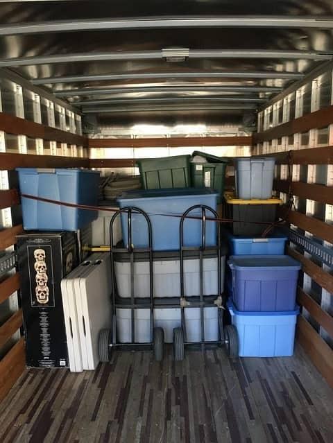 Residential Moving. Sacramento